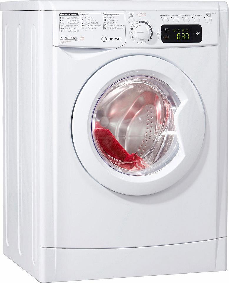 Indesit ewde71680 mosószárítógép