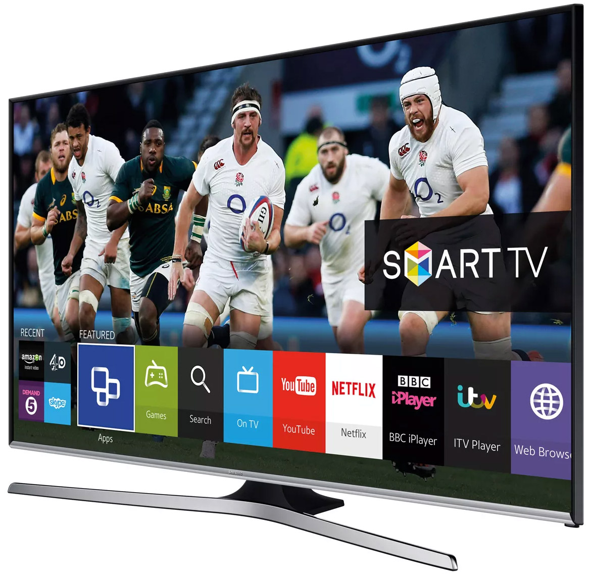 samsung ue32j5500 32 82 cm full hd smart led tv grx electro outlet. Black Bedroom Furniture Sets. Home Design Ideas