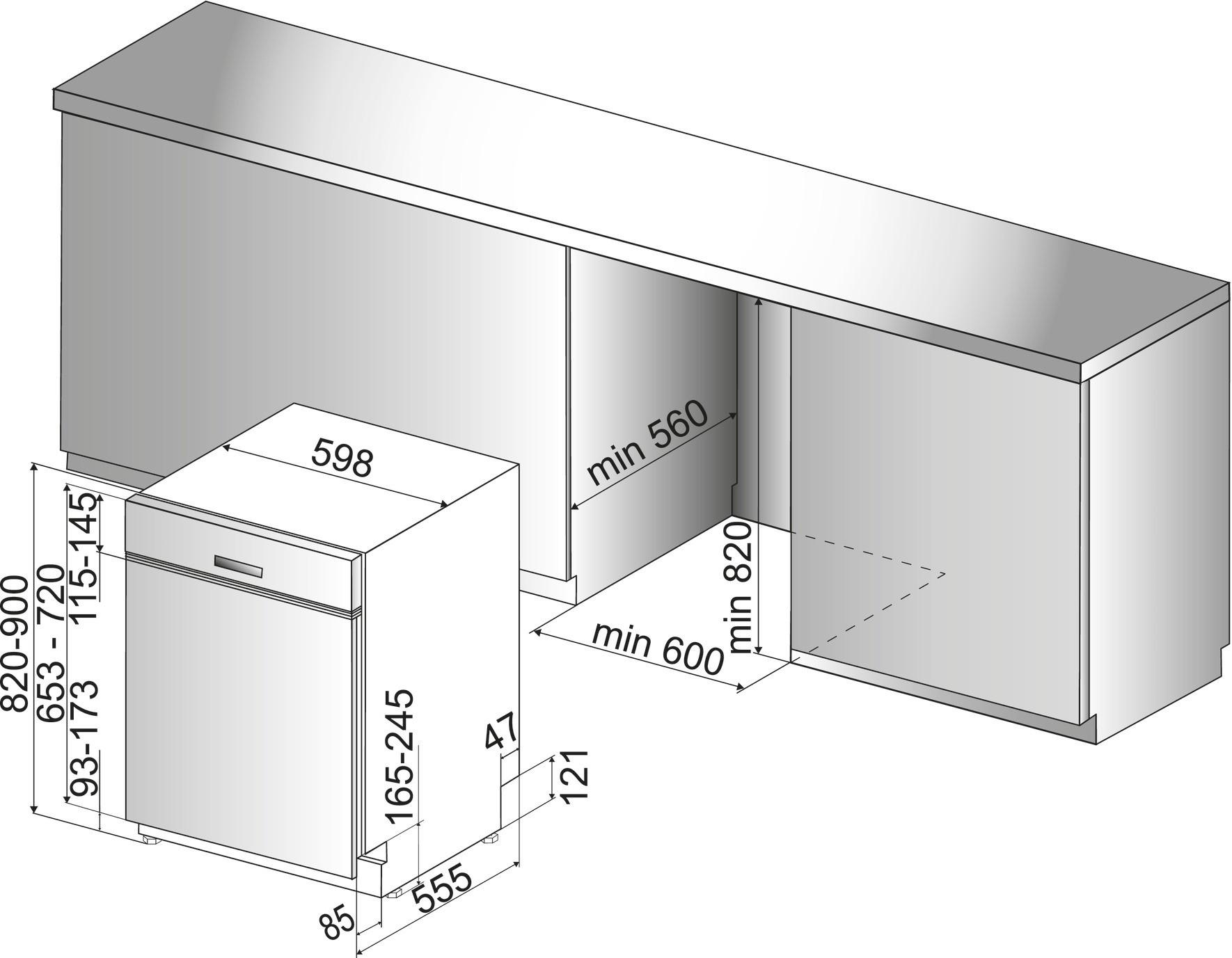 bauknecht obbo super eco x be p thet mosogat g p grx electro outlet. Black Bedroom Furniture Sets. Home Design Ideas