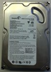 SEAGATE DB35.2 160GB-os HDD