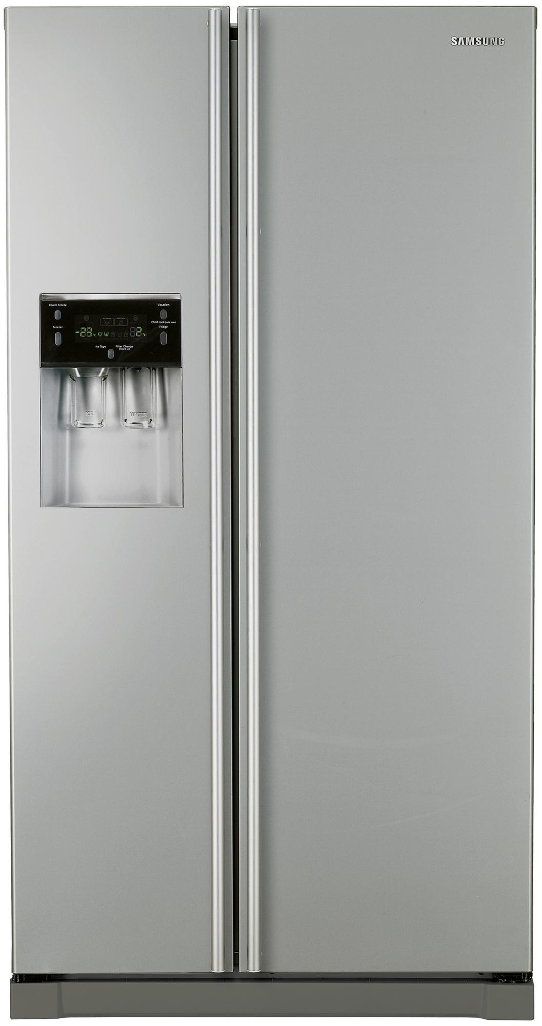Side by side hűtő jégkocka